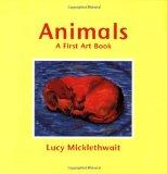 Animals a first art book